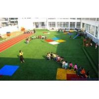 学校、室外假草坪墙体美化铺设与整体采购施工一体化