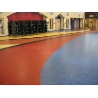 幼儿园PVC地板-环保材质-隔音-深圳市健宇体育施工-一站式