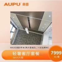 轻奢客厅9平米套餐-MAX大板