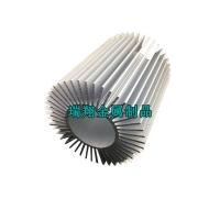 铝制工业散热器,LED散热器铝型材挤压,工业散热器铝型材定制