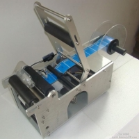 MT-50 半自动圆瓶贴标机  全自动贴标机