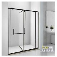 乐享淋浴房系列-LEX-2217-T极简静音(欧派克槽轮)