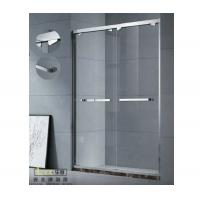 乐享双移一字型淋浴房 LEX-1002