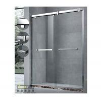 乐享双移一字型淋浴房 LEX-1003