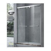 乐享双移一字型淋浴房 LEX-1004