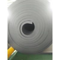 橡塑板防火隔热板阳光房保温棉材料耐高温屋顶防晒陈冻保温板