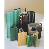6063铝型材 门窗幕墙木纹铝型材 铝型材开模定制 全铝家具