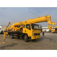 天宁区16吨小吊车配置 16吨汽车吊起重参数表 厂家直销