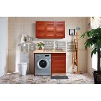 全铝家具定制全铝洗衣柜铝合金型材全铝家居