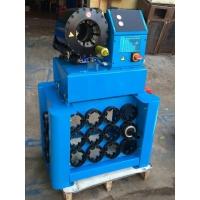 甘肃金昌液压油管扣压机 进口高压油管压管机