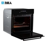 力巨人嵌入式烤箱LK01 镶嵌式 60L大容量 多功能内置十