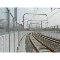 隔音声屏障生产 高架道路声屏障 降噪声屏障