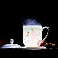 景德镇陶瓷茶杯礼品 员工福利礼品茶杯