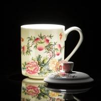 校庆30周年聚会纪念礼品茶杯