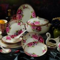 景德镇陶瓷餐具套装礼品