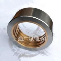 上海廣斌滑動軸承JF800雙金屬離心澆筑無縫軸承