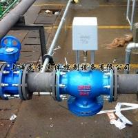 VB7200比例积分电动调节阀 电动压差旁通阀