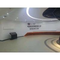 济南展厅展馆PVC塑胶地板橡胶地板