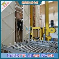 广州自动化立体仓库货架厂家供应新能源立体仓库